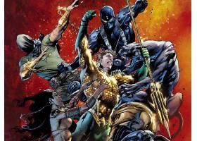 漫画壁纸,Aquaman,壁纸(11)