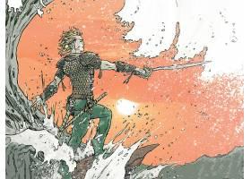 漫画壁纸,Aquaman,壁纸(16)