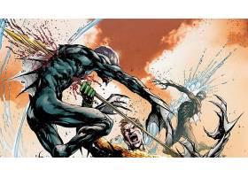 漫画壁纸,Aquaman,壁纸(2)