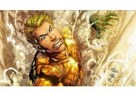漫画壁纸,Aquaman,壁纸(3)