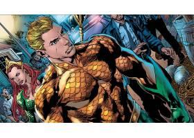 漫画壁纸,Aquaman,壁纸(5)