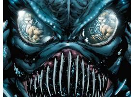 漫画壁纸,Aquaman,壁纸(6)