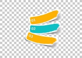 Ppt background创意标题,01 02 03作品PNG剪贴画信息图表,标签,文