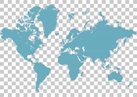 全球世界地图,PPT业务信息图表元素PNG剪贴画信息图表,业务女人,