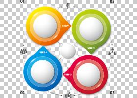化学元素模板,PPT元素PNG剪贴画角度,标签,橙色,业务,设计元素,步