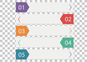 图表图表演示,PPT图简单步骤,五行图表PNG剪贴画角度,文本,简单,