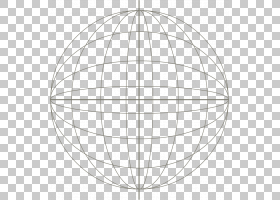 地球地理坐标系图标,地球图标PPT创意经度和经度PNG剪贴画杂项,角