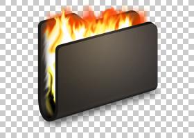热矩形,烧黑色文件夹,灰色电壁炉PNG剪贴画矩形,alumin文件夹,主