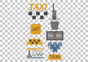 出租车图标,出租车符号PNG剪贴画文本,徽标,汽车,生日快乐矢量图