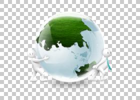 地球计算机文件,全球牛奶小人拉材料PNG剪贴画杂项,3D电脑图形,免