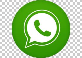 WhatsApp Apple图标格式图标,Whatsapp徽标,调用图标徽标PNG剪贴