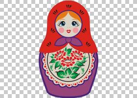 Matryoshka娃娃着色书,娃娃PNG剪贴画杂项,儿童,食品,专家,虚构人