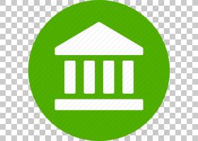 计算机图标银行金融金融机构,机构图标PNG剪贴画杂,文字,图案,人,