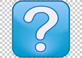 问号计算机图标可扩展图形,蓝色问号图标PNG剪贴画杂项,文本,其他
