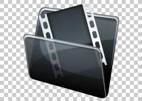 计算机图标目录Apple图标格式,视频文件夹图标PNG剪贴画杂项,角度