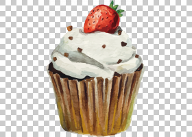 蛋糕:一块历史蛋糕蛋糕:全球历史水果蛋糕巧克力蛋糕,画小草莓