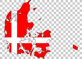 丹麦国旗地图,犹太节日PNG剪贴画国旗,假期,文本,虚构的字符,矢量