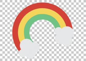 党ICO假日图标,彩虹PNG剪贴画文化,文本,彩虹圈,卡通,封装的PostS