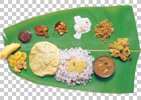 喀拉拉邦Sadhya有机食品Avial Olan,每个节日是亲爱的PNG剪贴画的