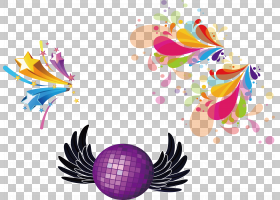 平面设计节日嘉年华,嘉年华元素PNG剪贴画假期,文本,颜色,元素矢