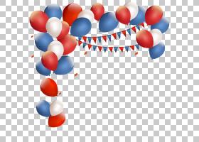 欧几里德,蓝色气球PNG剪贴画蓝色,气球,电脑壁纸,生日快乐矢量图