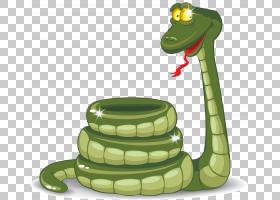 红腹黑蛇新年神Zmei符号,画青蛇PNG剪贴画水彩绘画,动物,日历,脊