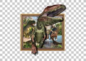 窗帘恐龙停电,3D恐龙PNG剪贴画房间,霸王龙,动物群,陆地动物,3d箭