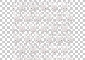 纺织区域图案,手绘兔头PNG剪贴画水彩绘画,白色,动物,兔子,生日快