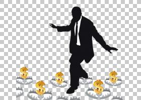 中国房地产税务营销,踩钱人PNG剪贴画框架,服务,人民,徽标,业务人