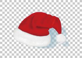 圣诞老人头饰,圣诞帽阴影PNG剪贴画白色,帽子,圣诞节装饰,圣诞快
