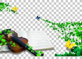 小提琴音符乐器音乐符号,小提琴PNG剪贴画钢琴,文学艺术,海报,草,