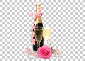 生日祝愿派对Blahou017eelanie鲜花花束,葡萄酒葡萄园PNG剪贴画爱