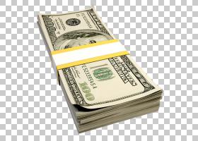 钱钞票美元美国一百,美元钞票,钞票PNG剪贴画储蓄,现金,1000欧元