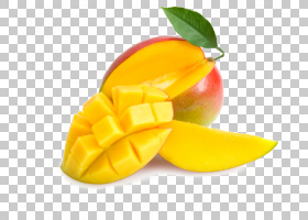 冰淇凌汁芒果食物储蓄摄影,新鲜的芒果果子PNG clipart吃,水果,免