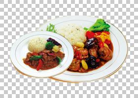 海南鸡饭剁碎的猪肉饭快餐中国菜,鸡饭碗PNG剪贴画食品,食谱,鸡肉