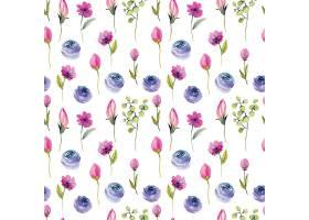 水彩画花卉素材