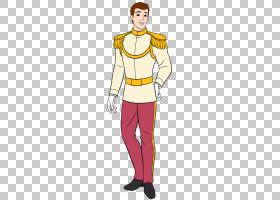 白马王子灰姑娘大公,灰姑娘PNG剪贴画手,人类,男孩,王子,虚构人物