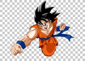 Goku Black Gohan Vegeta,悟空PNG剪贴画虚构人物,卡通,deviantAr图片