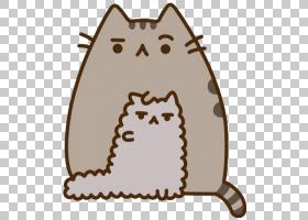 Pusheen男高音Gfycat Giphy,猫PNG剪贴画动物,猫像哺乳动物,食肉