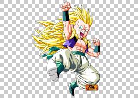 Gotenks Goku Majin Buu Trunks,悟空PNG剪贴画虚构人物,卡通,veg图片