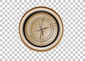 Compass North Android应用程序包,指南针PNG剪贴画复古,技术,生