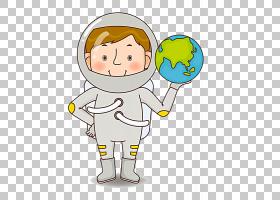 Earth Homo sapiens卡通,宇航员素描PNG剪贴画水彩画,蓝色,白色,