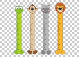 测量高度儿童,儿童身高测量卡通PNG剪贴画卡通人物,角度,儿童,摄