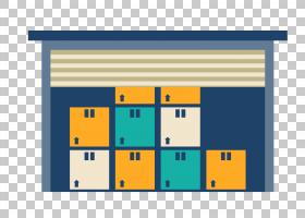 货物图标,仓库货物PNG剪贴画杂项,蓝色,角度,文本,手,矩形,卡通,