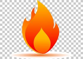 火焰火欧几里德,卡通火焰元素PNG剪贴画卡通人物,橙色,电脑壁纸,