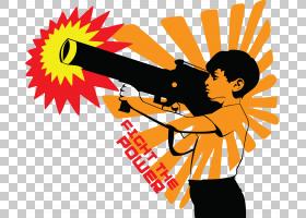 火箭筒,儿童枪PNG剪贴画其他,儿童,橙色,徽标,爆炸,生日快乐矢量