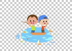 钓鱼,钓鱼的孩子PNG剪贴画孩子,手,人,水族馆鱼,男孩,虚构人物,卡
