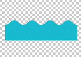 绿松石模式,卡通山水PNG剪贴画蓝色,角,矩形,蓝绿色,卡通眼睛,水