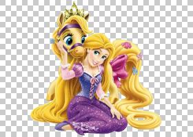 长发公主迪士尼公主宫宠物极光华特迪士尼公司,迪士尼公主PNG剪贴