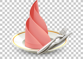 叉欧式美食刀餐具,西餐刀叉配件PNG剪贴画生日快乐矢量图像,插画,
